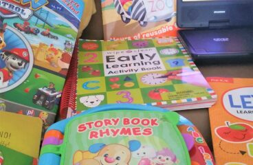 Reading Activities for Kids – Azy is Getting Ready