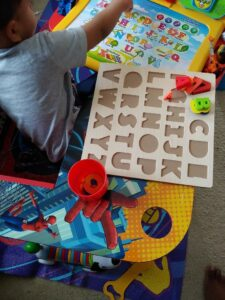 Fun Ways To Teach The Alphabet – Trying Something New