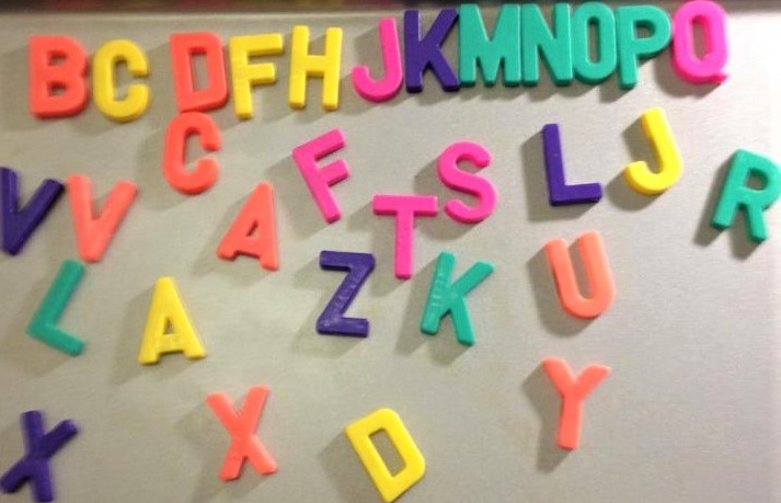 Alphabet Letters Activities – Makes Learning Fun