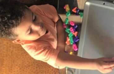Learning With Magnetic Letters – It Worked