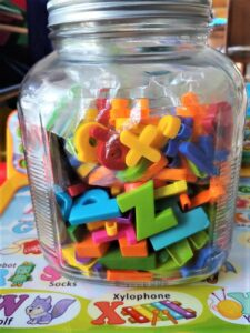 Activities For Teaching The Alphabet