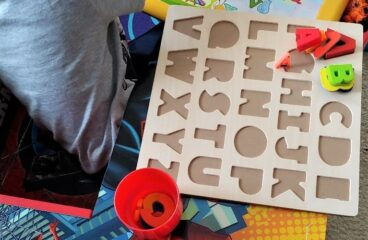 What Are The Best Toys For Teaching The Alphabet?