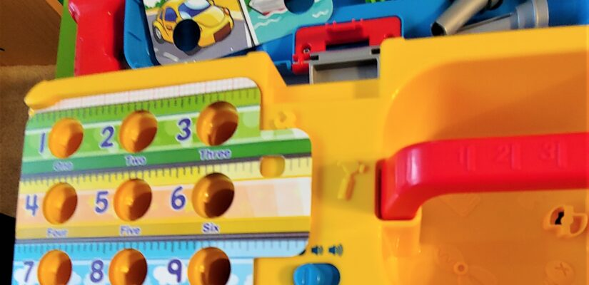 Azy is Learning Numbers And Lower Case Letters – And He Is Loving It