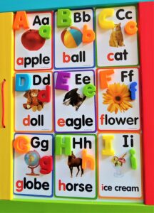 Numbers Flash Cards Plus Magnetic Numbers – Equal Fun Learning For Preschoolers