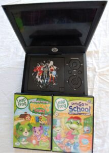 Want Some Fun Ways To Teach Numbers - Use LeapFrog DVDS