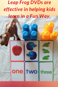 Want Some Fun Ways To Teach Numbers - Use Leap Frog DVDS