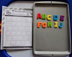 10 Awesome Ways To Teach Preschoolers With Magnetic Letters